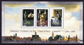 NVPH 1667 Johannes Vermeer  Postfris