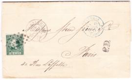 Derde emissie Koning Willem III 1867