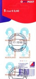 NVPH V2038 Koningin Beatrix  2002  Gestempeld cataloguswaarde 5,00 E-2748