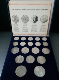 Munten voor 2002 (guldens)
