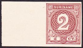 Suriname Proef 14d   zoals uitgegeven zonder gom