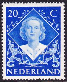 Plaatfout  507 P2  Postfris  Cataloguswaarde 22.00
