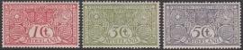 NVPH   84/86 Tuberculose Ongebruikt  Cataloguswaarde 135.00  E-4365