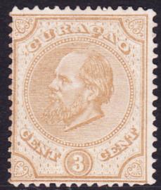 NVPH   2  Koning Willem III  Cataloguswaarde 70,00