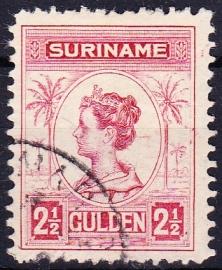 NVPH 103 Koningin Wilhelmina Gebruikt Cataloguswaarde 30.00 E-2766