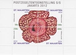 NVPH    85 Jakarta Postzegeltentoonstelling  Postfris  A-0741