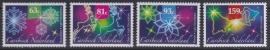 NVPH    19-22 Kerstmis Postfris A-0938