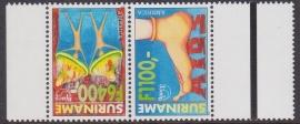 ZNB 1080-1081 U.P.A.E.P 2000 Cataloguswaarde 13,00 E-1300