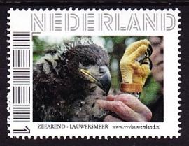 Persoonlijke Postzegel: Zeearend Postfris E-0960