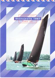 Herinneringsmapje:  Skutsjesile 1997  KR-SP1