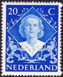 Plaatfout  507 PM7  Postfris  Cataloguswaarde 25,00