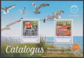 Persoonlijke Postzegels  ''Catalogus Nederlandse persoonlijke postzegels 2016'' A-0208