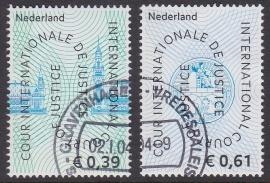 NVPH D59 - D60 Dienstzegels Gebruikt E-0945