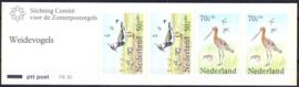 Postzegelboekje 30 met snijlijn links boven  Postfris  Cataloguswaarde 25,00