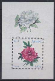 NVPH  542 Bloemen ''Pioenen'' Postfris  2011 A-0880