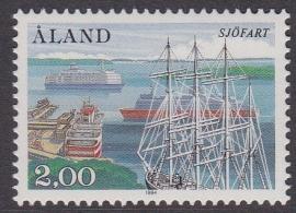 Åland 1984 Mi: 7  Postfris / MNH  Cataloguswaarde: 2,50 E-4302