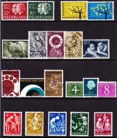 Jaargang 1962 compleet Gebruikt CW 25.20