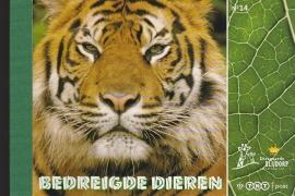 Prestigeboekje PR 14  Bedreigde dieren  cataloguswaarde 16,00