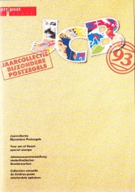 Jaargang 1993 Compleet postfris in originele verpakking