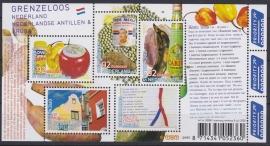 NVPH 2579 Grenzeloos Nederland, Antillen en Aruba 2008  Postfris A-0843