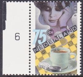 Plaatfout  1360 P   Postfris    Cataloguswaarde  30.00  E-5819