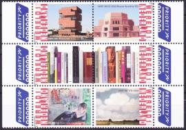 NVPH V3089-3094 Grenzeloos Nederland 2013 - België  Postfris