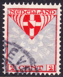 Plaatfout  199 P   Gebruikt Cataloguswaarde 20.00