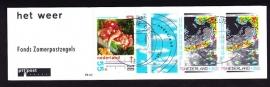 Postzegelboekje 40 Gestempeld (filatelie)