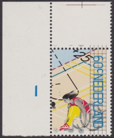 Plaatfout  1203 PM  Postfris  Cataloguswaarde 8,00  E-3929