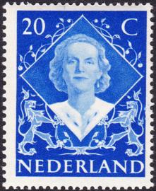 Plaatfout  507 PM9  Postfris  Cataloguswaarde 25,00