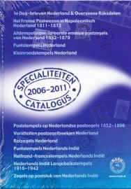 NVPH Specialiteiten catalogus (2006-2011)  ABSOLUTE MUST OM TE HEBBEN!