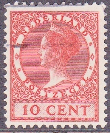 Plaatfout  153 PM8  Gebruikt  cataloguswaarde  60.00  E-1870