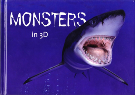 Themaboek Monsters in 3D