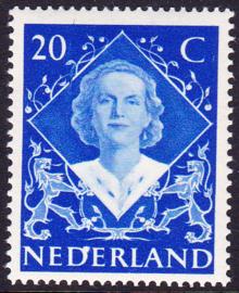 Plaatfout  507 P3  Postfris  Cataloguswaarde 22.00