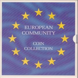 Muntset European Community 1992  ''12 eurolanden munten''