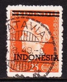 NVPH  361   Stempel Batavia cataloguswaarde 71.00 E-2453