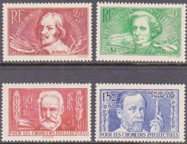 Mi:  336-339  Postfris Cataloguswaarde 40,00 E-1641
