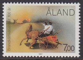 Åland 1987 Mi: 23  Postfris / MNH  Cataloguswaarde: 4,00 E-4311