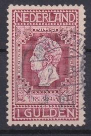 NVPH   98 Jubileum 1913 gebruikt Cataloguswaarde 25.00  E-2706
