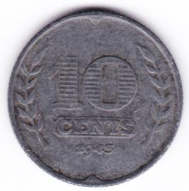 10 cent 1943 (Pracht)