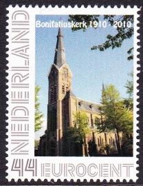 Persoonlijke Postzegel: 100 jaar Bonifatiuskerk Spanbroek Postfris E-1172