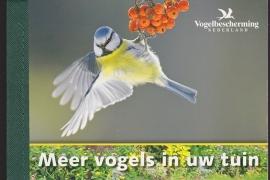 Prestigeboekje PP10 Vogelbescherming gestikt