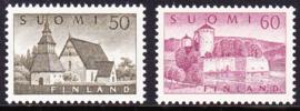 Finland 1957: Michel 474-475 Postfris