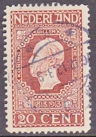 NVPH   96 Jubileum 1913 gebruikt cataloguswaarde 15.00  E-1725