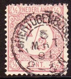 NVPH  30 Bossche Tanding  E-1152