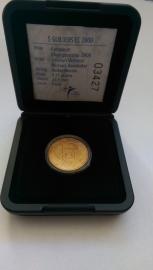 5 Gulden 2000  EK Vijfje   (Proof)