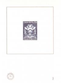 NVPH BD3 Blauwdruk  2005 Cataloguswaarde 5,00