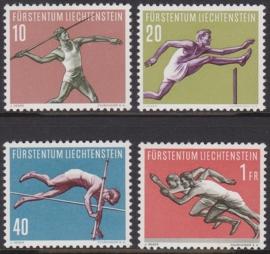 Mi: 342-345 Sport Postfris / MNH Cataloguswaarde: 60,00 E-4709