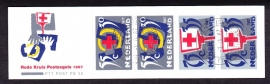 Postzegelboekje 36 Gestempeld (filatelie)
