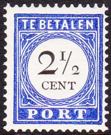 NVPH P16a Port  POSTFRIS  Cataloguswaarde 40,00
